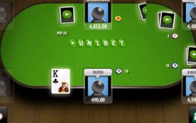 The Third Best Untamed Poker from Microgaming