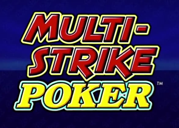 You can increase the money in a super fast way, thanks to Multi-Strike Poker